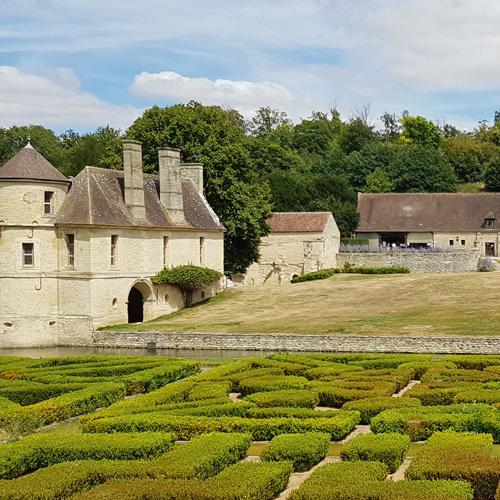 Pavillon Ninon de Lenclos au Domaine de Villarceaux