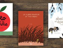 Partage livres sur les petites bêtes
