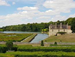 Château du bas du Domaine de Villarceaux