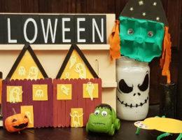découvrez 10 DIY halloween à afaire seul ou avec vos enfants