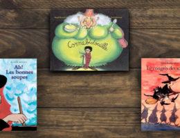 3 livres de sorcière pour les enfants