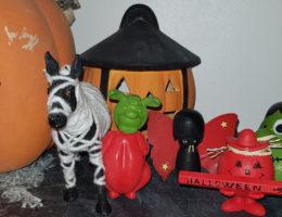 DIY les monstres halloween
