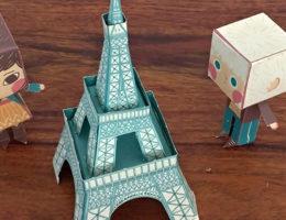 Histoire de Paris : apprendre en créant des maquettes