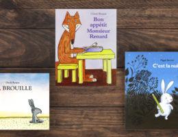 livres de renard pour enfants