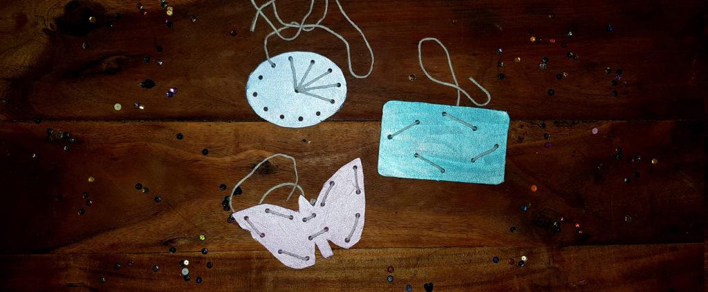 créer un kit couture enfant pour débuter