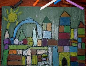 atelier d'art paul klee maternelle
