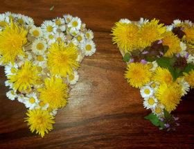 Tuto enfant pour réaliser sa première composition florale