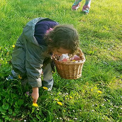 Cueillir des fleurs pour réaliser une composition florale