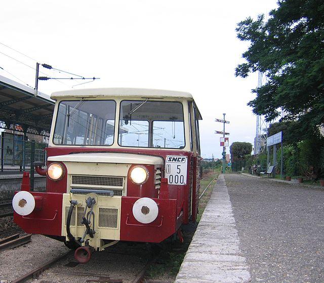 Rosny-Rail