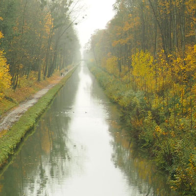 canal de lourcq seine saint-denis
