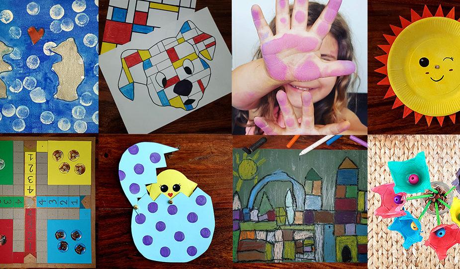 idées créatives pour enfants