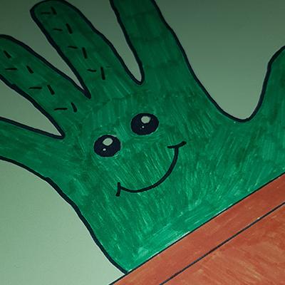 dessin d'un cactus kawaii