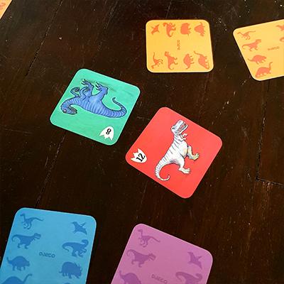 cartes Batasaurus