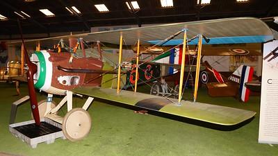 Musée Volant Salis, photo avion