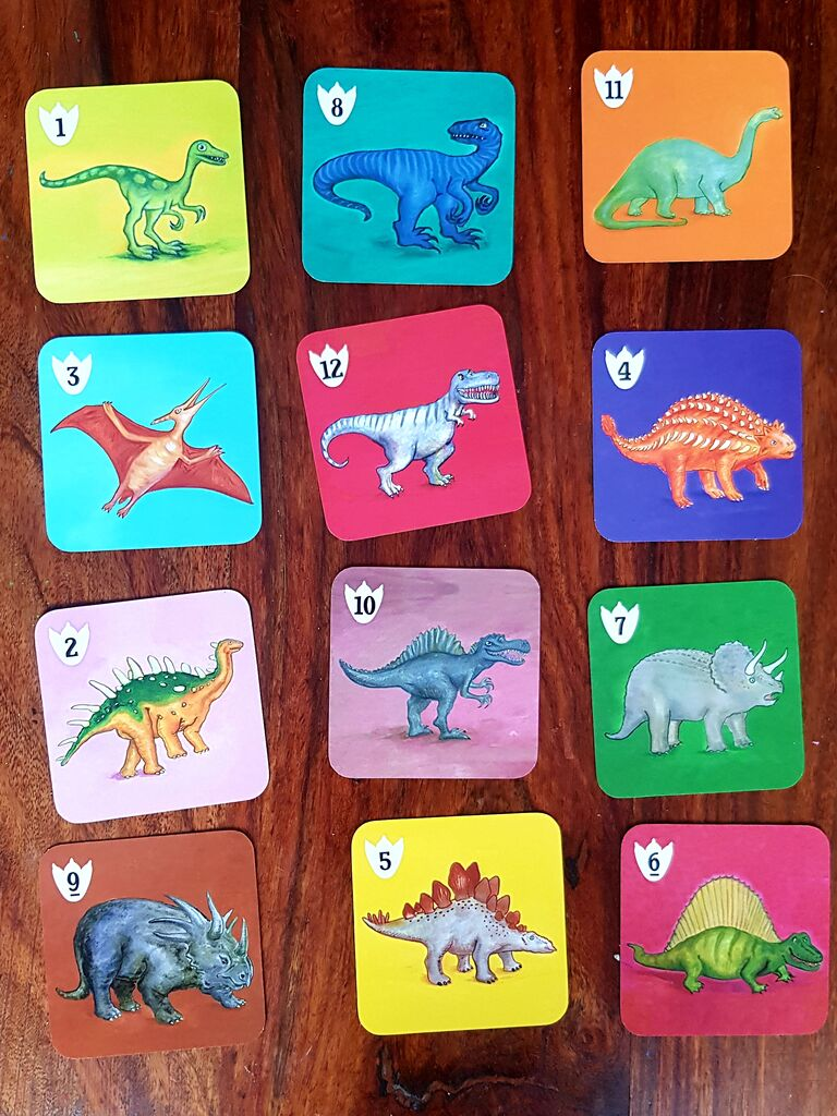 batasaurus, jeu de dinosaures de djeco