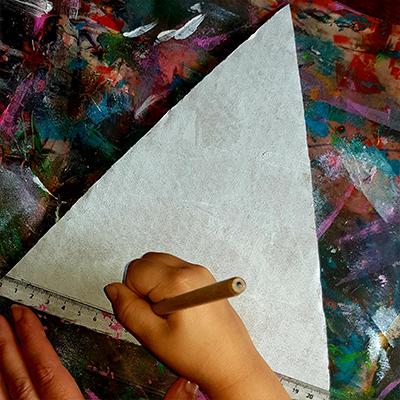 tracer un triangle